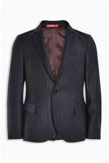 Pinstripe Suit: Jacket (12mths-16yrs)