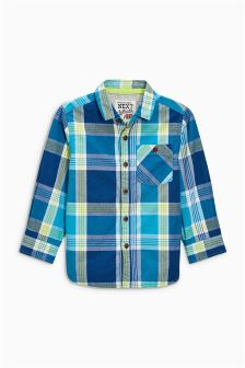 Lined Check Shirt (3mths-6yrs)