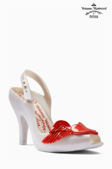 Vivienne Westwood By Melissa Pearl Lady Dragon Slingback