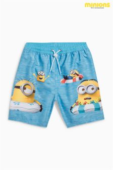 Minions Swim Shorts (3-12yrs)