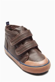 Strap Chukka Boots (Younger Boys)