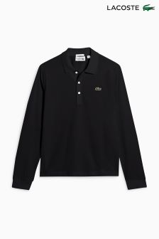 Lacoste Sport Long Sleeve Slim Fit Polo