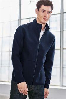 Zip Through Fleece Jacket