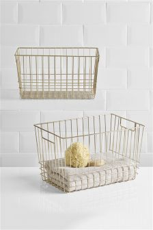 Brilliant Bathroom Storage  Wicker Baskets Amp Drawers  Next Official Site