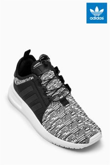 adidas Originals Black Printed X PLR