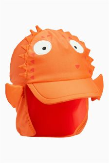 Puffer Fish Legionnaire's Cap (Younger Boys)