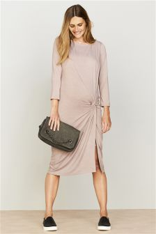 Maternity Knot Dress