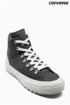 Converse Black All Star Street Hiker