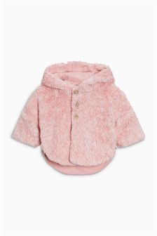 Fleece Jacket (0mths-2yrs)