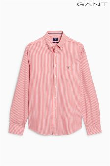 Gant Red Stripe Shirt
