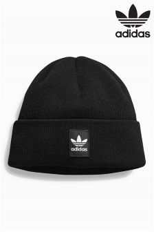 adidas Originals Black Trefoil Beanie
