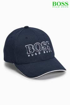 Boss Green Large Logo Cap
