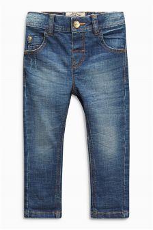 Stretch Denim Jeans (3mths-6yrs)