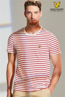 Lyle & Scott Breton Stripe T-Shirt
