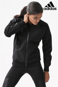 adidas Black ZNE Track Top