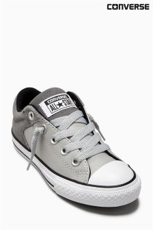 Converse Grey Chuck Taylor All Star High Street