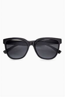Sunglasses With Gold Trim