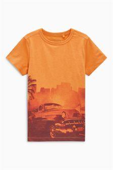 Havana Car T-Shirt (3-16yrs)