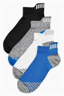 Technical Trainer Socks Four Pack (Older Boys)