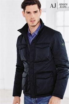 Armani Jeans 4 Pocket Jacket