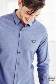 Armani Jeans Chambray Shirt