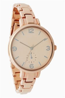 Simple Sleek Bracelet Watch