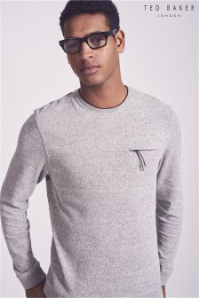 Ted Baker Malibo Chest Pocket Sweat