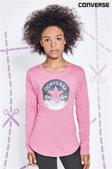 Converse Long Sleeve Chuck Tee