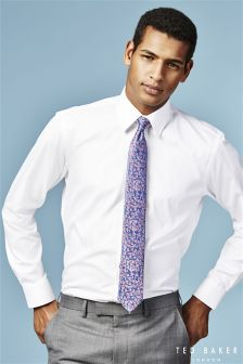 Ted Baker Royal Textured Shirt