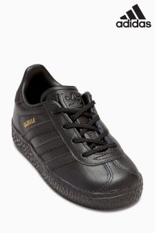 adidas Black Gazelles