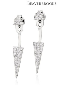 Beaverbrooks Silver Earrings