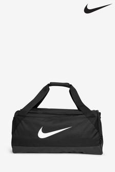 Nike Black Brazillia Duffle Bag