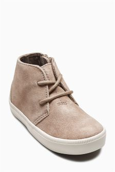 Summer Chukka Boots (Younger Boys)