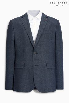 Ted Baker Navy Port Blazer