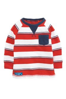 Long Sleeve Stripe Top (3mths-6yrs)