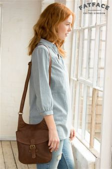 Fat Face Boyfriend Chambray Shirt