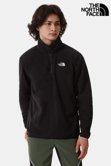 The North Face® Black Glacier 1/4 Zip Top