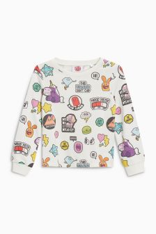 Hanazuki Long Sleeve Sweat (3-16yrs)
