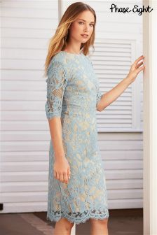 Blue Phase Eight Odile Lace Dress
