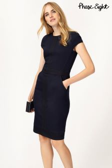 Phase Eight Magda Colourblock Dress