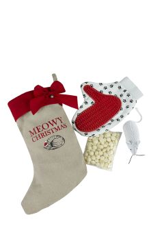 Cat Treat Stocking