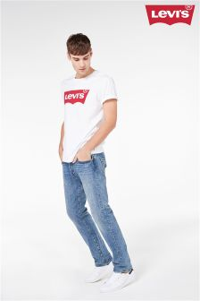 Levi's® 501® Straight Fit Jean Crosby Wash