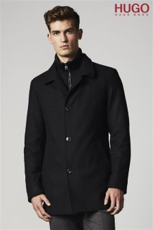 Hugo By Hugo Boss Black 2-In-1 Jacket
