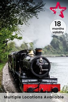 Steam Train Ride For Two