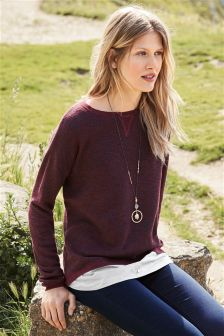Sweatshirt Layer