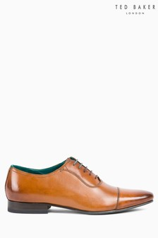 Ted Baker Tan Karney Oxford Shoe