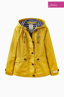 Joules Coast Gold Rain Jacket