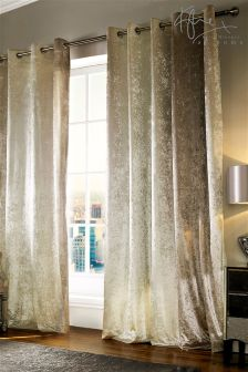 Kylie Natala Champagne Curtains