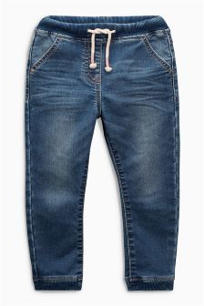Jersey Pull-On Jeans (3mths-6yrs)