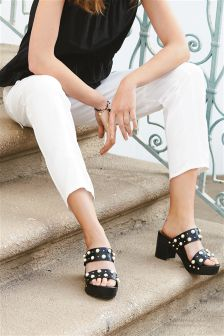 Styled Cotton Trousers
